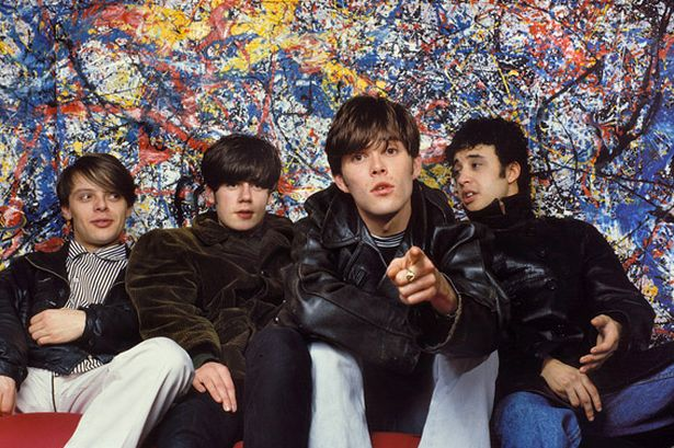 The Weekend Warm Up - The Stone Roses / The Operators