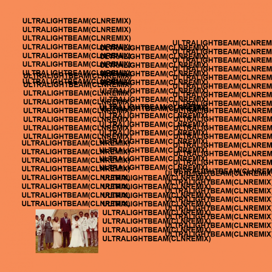 Pick 'n' ReMix - Kanye West - Ultralight Beam (CLN remix)