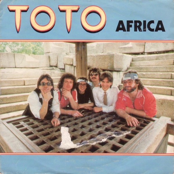 Remember Me? - Toto // Africa